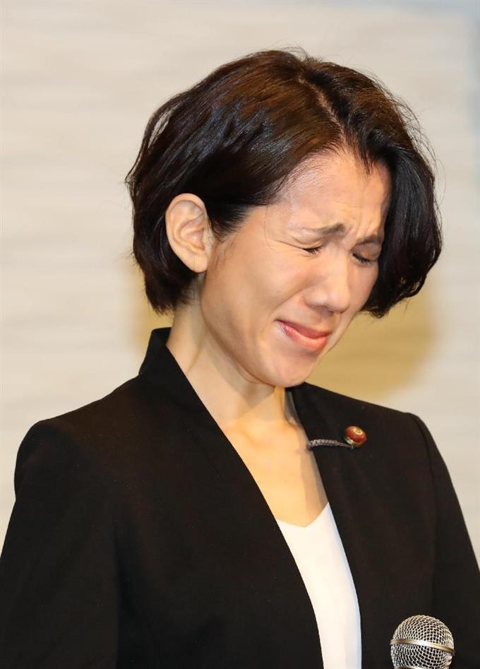 豊田真由子議員、暴言問題で陳謝...