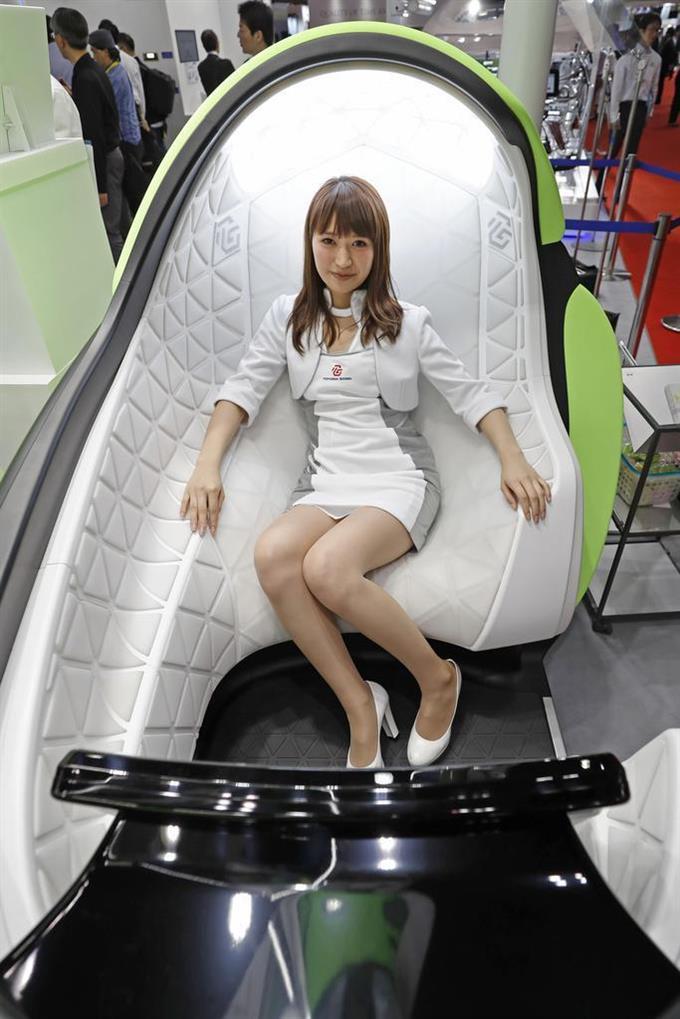 産経フォト自動運転へ新技術競う 東京ショーで部品各社 運転席を取り払った試作車もサイトナビゲーション自動運転へ新技術競う 東京ショーで部品各社 運転席を取り払った試作車もPRPRスゴい!もっと見る瞬間ランキングもっと見るPRPRRICOH THETAが記憶する景色PRPR産経スペシャル今週のトピックス話題のランキング