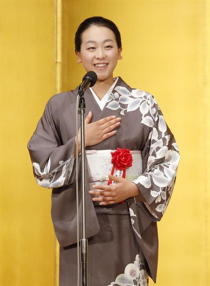 浅田さん「感謝の滑りを」 菊池寛賞贈呈式 - サッと見ニュース - 産経 ...
