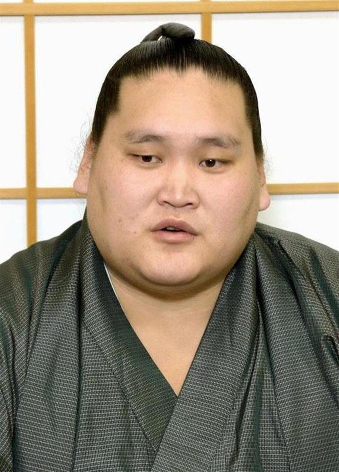 平幕照ノ富士が休場 元大関、2連...