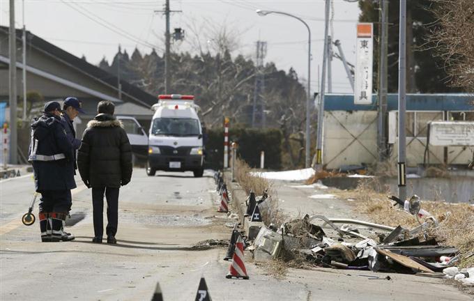 青森で正面衝突、3人死亡 - サッと見ニュース - 産経フォト