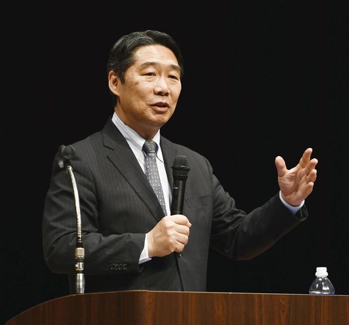 前川氏、首相の関与指摘 加計問題巡り講演で - サッと見 ...