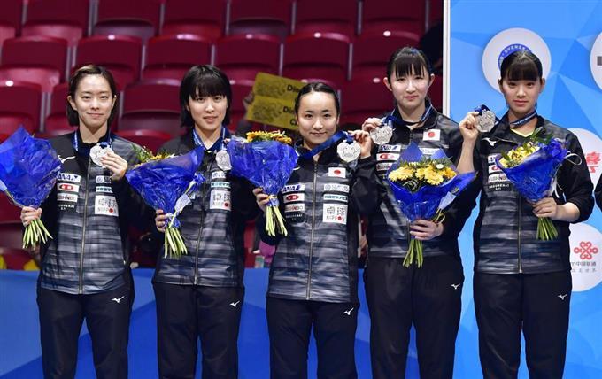 産経フォト日本女子、中国に敗れる 世界卓球、47年ぶりの世界一ならずサイトナビゲーション日本女子、中国に敗れる 世界卓球、47年ぶりの世界一ならずPRPRスゴい!もっと見る瞬間ランキングもっと見るPRPRRICOH THETAが記憶する景色PRPR産経スペシャル今週のトピックス話題のランキング