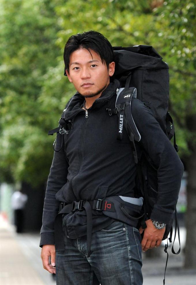 登山家の栗城史多さん死亡 「無酸素」「単独」でのエベレスト登頂 ...