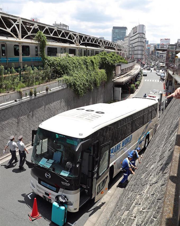 バス事故 - JapaneseClass.jp