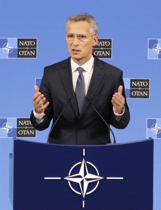 NATOが即応態勢強化 欧州カナダ...