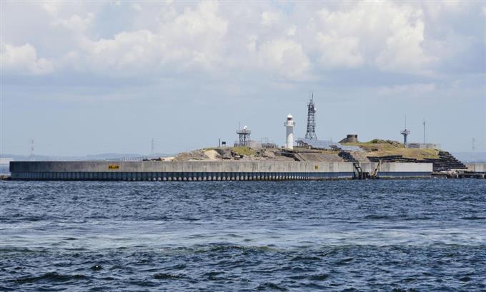 東京湾上要塞の上陸ツアー 8月か...