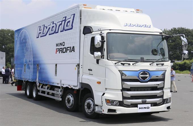 大型 トラック 燃費