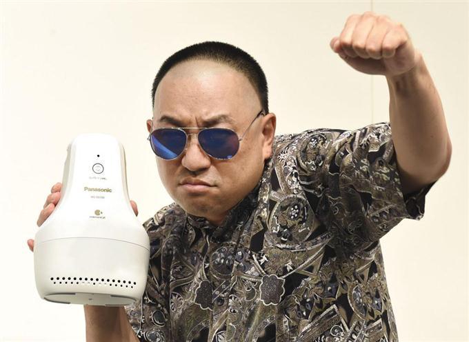 """RGが""""会長""""物まね披露 わずか4日..."""