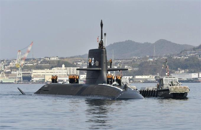 潜水艦に女性自衛官起用へ 配置制限、事実上全廃に - サッと見 ...