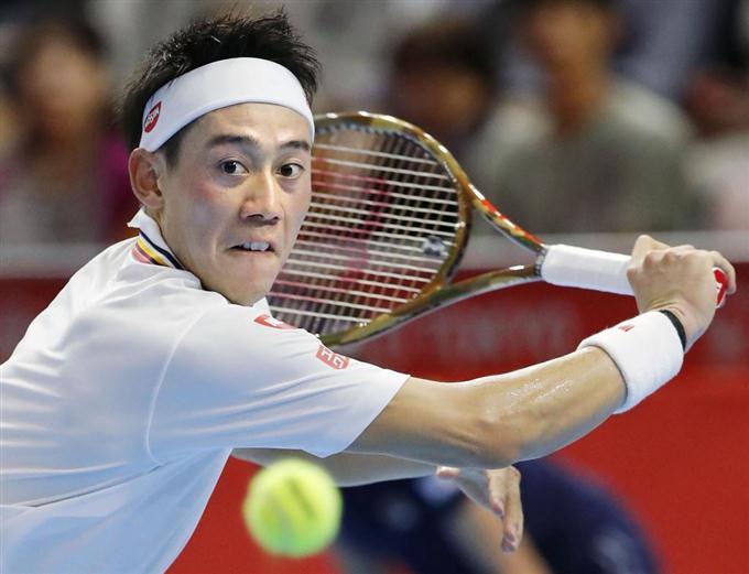 2016年楽天ジャパン・オープン・テニス選手権シングルス