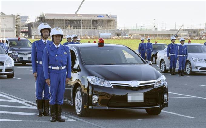 4都県警が覆面パトカーの合同出発式 埼スタ - サッと見ニュース ...