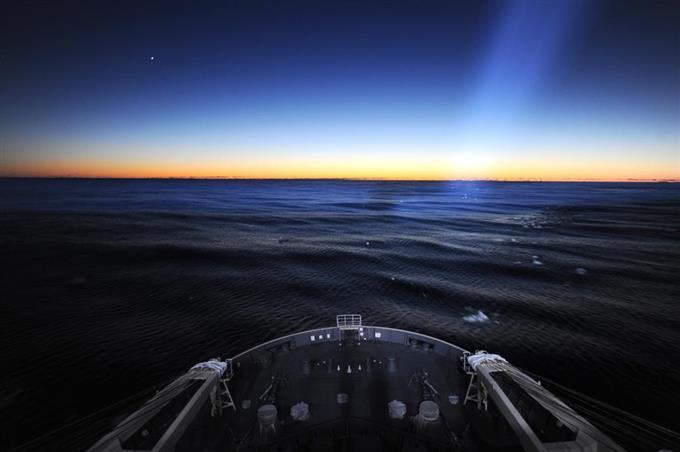 第60次南極観測隊】楽しみは極地...