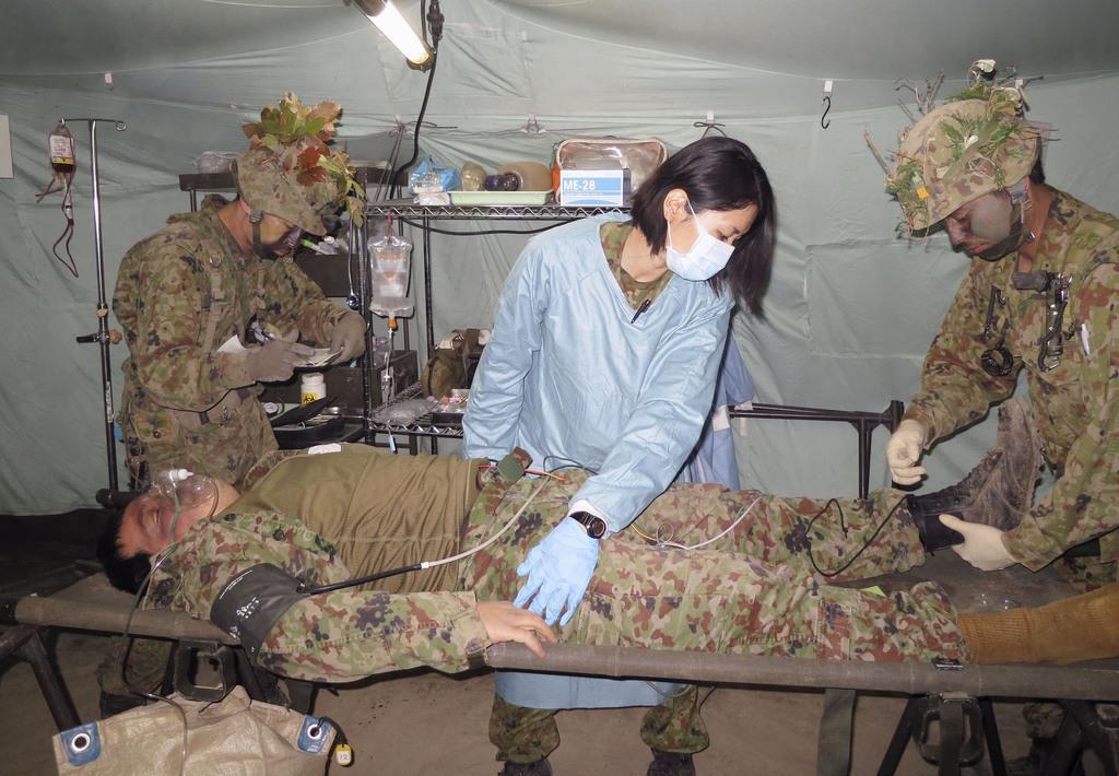 陸自、九州で離島防衛訓練 部隊展開や防衛戦闘 - 読んで見フォト ...