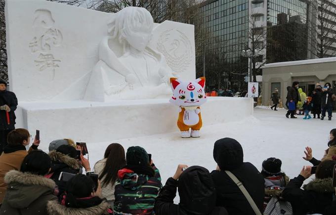 「刀剣乱舞-ONLINE-」の刀剣男士、鶴丸国永が「
