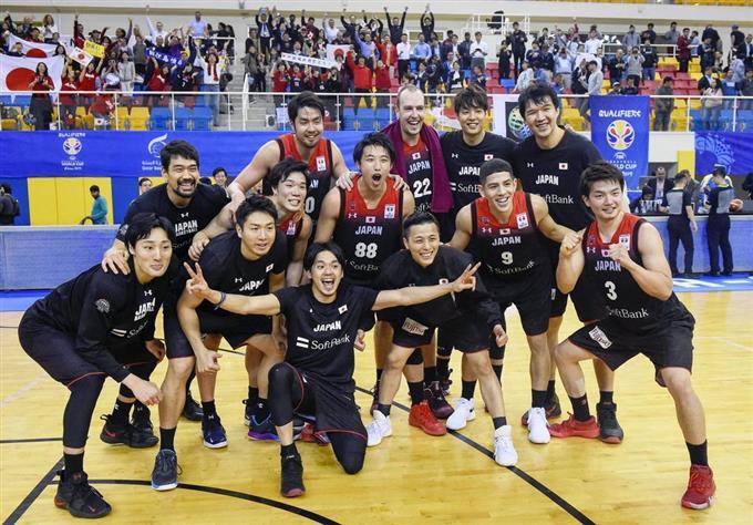 【男子バスケW杯アジア2次予選】イラン戦のTV放 …