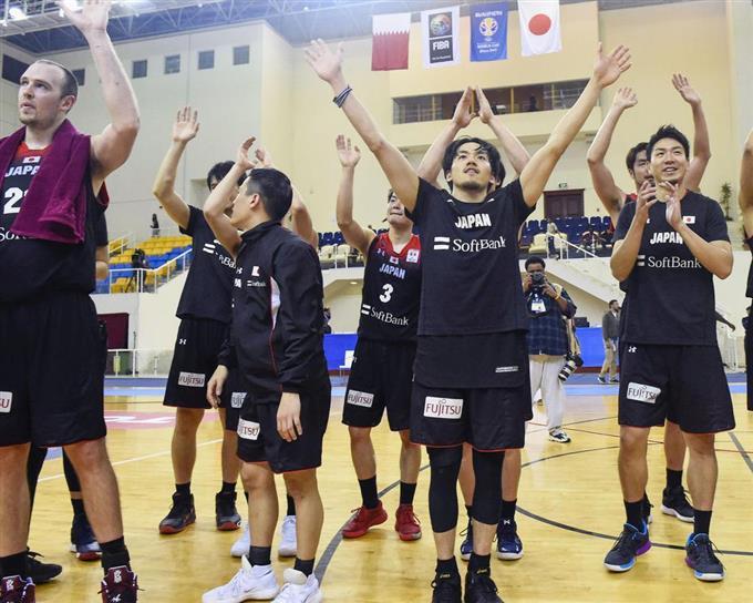 テレビ放送/LIVE動画配信 | FIBAバスケットボール …