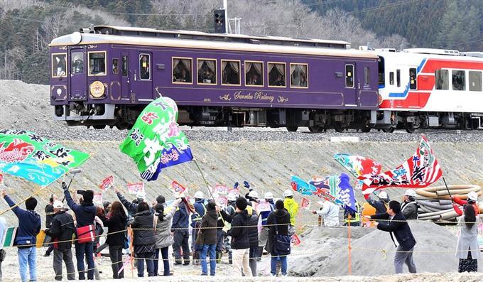 「三陸鉄道 復旧」の画像検索結果