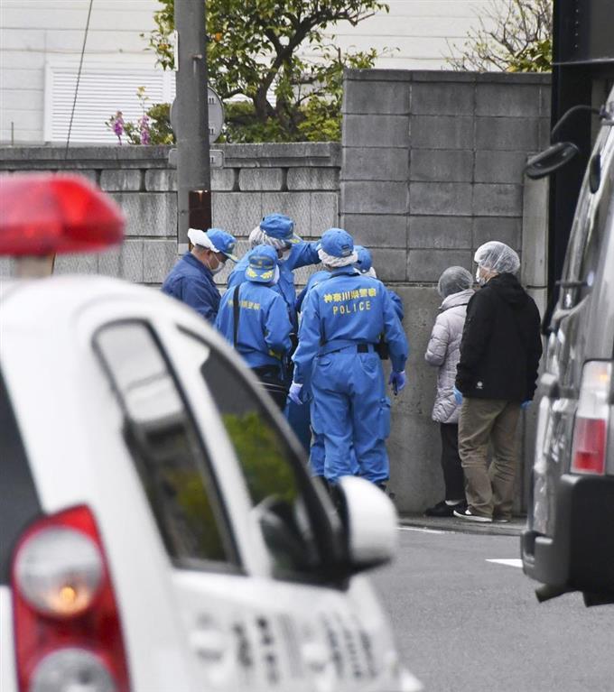 男が警察官の拳銃奪い発砲 横浜 - サッと見ニュース - 産経フォト