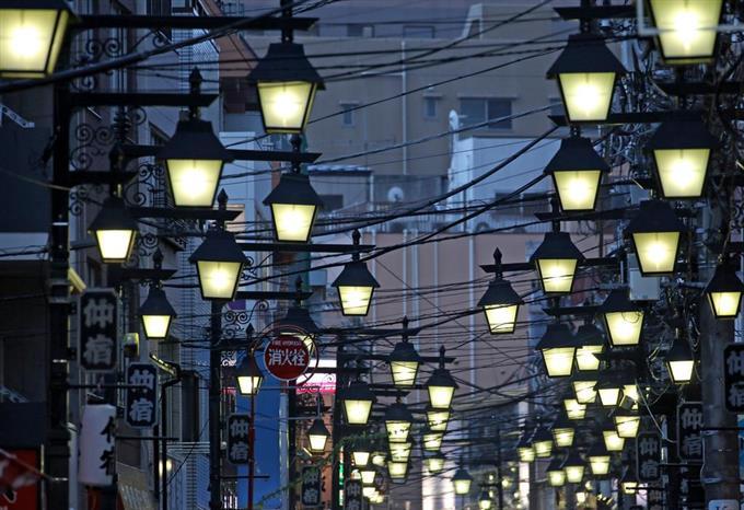 【路上感撮】宿場町照らす - フォトジャーナル - 産経フォト