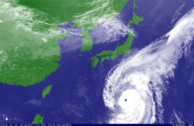衛星 気象庁 気象