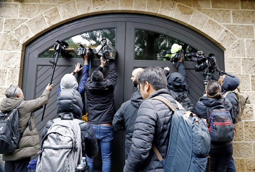 産経フォト for mobileトルコ警察、操縦士ら拘束 ゴーン被告逃亡で捜査