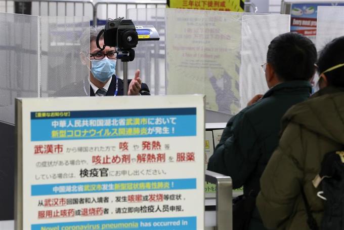 成田 空港 コロナ ウイルス