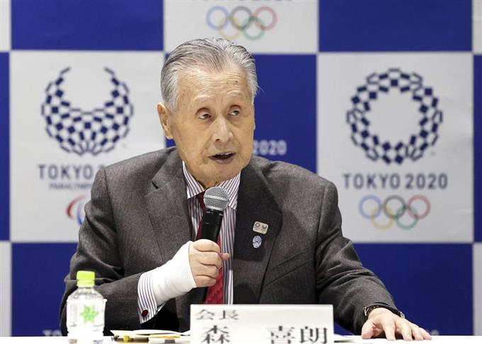 森 ioc IOCはなぜ森会長発言に手のひらを返したのか ―