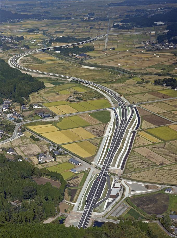 国道 57 号線 開通