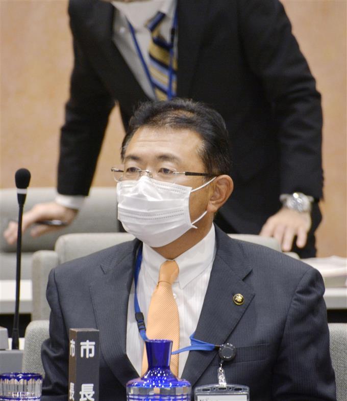 岡崎 市長