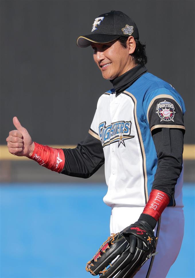 「オファー来なければ野球は終わり」 トライアウト参加の新庄剛志氏