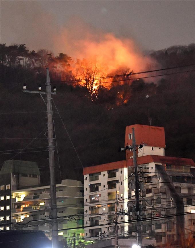 山 栃木 県 原因 火事 市 足利