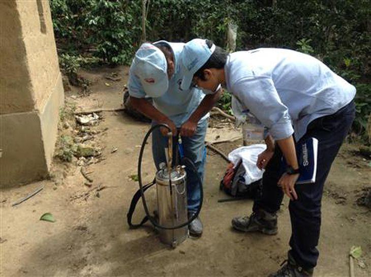 中南米の寄生虫症対策に挑む「サムライ」たち