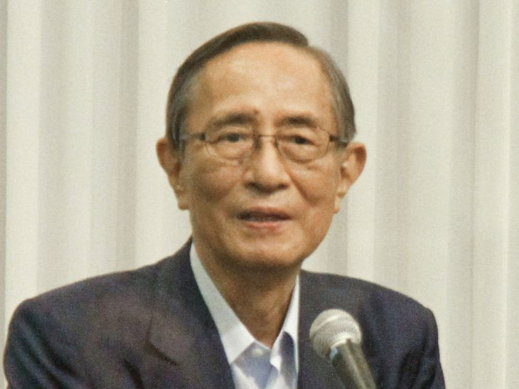 細田博之氏