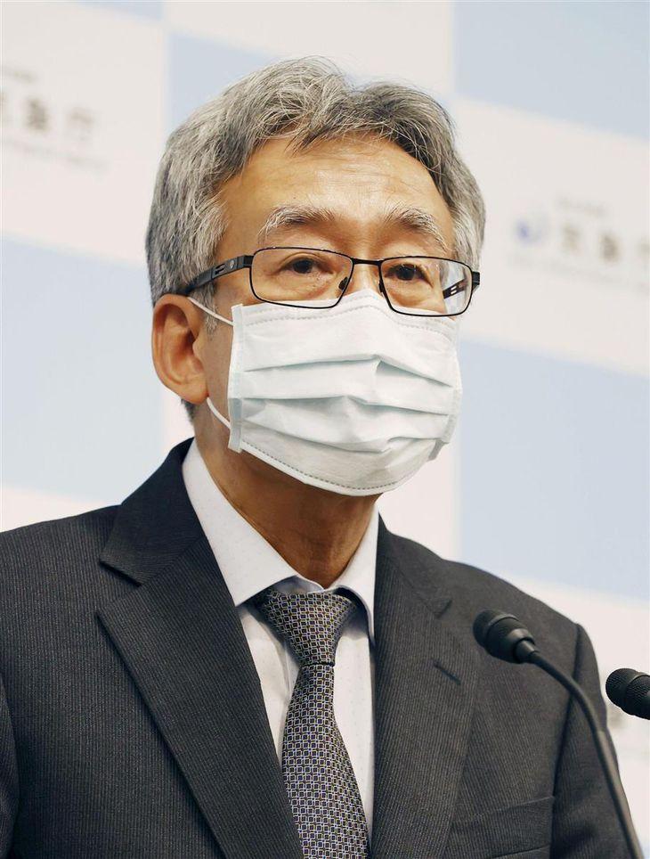 気象庁の長谷川直之長官