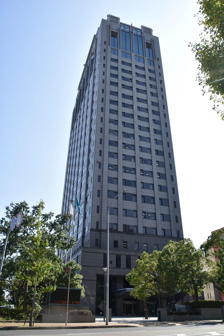 兵庫県警察本部=神戸市中央区