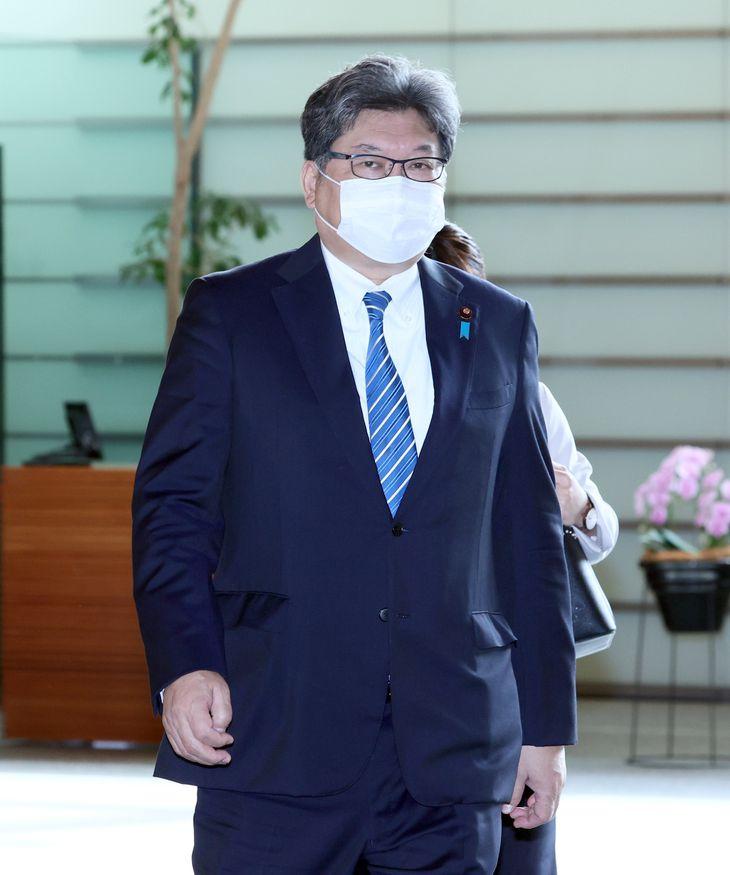 萩生田光一文科相