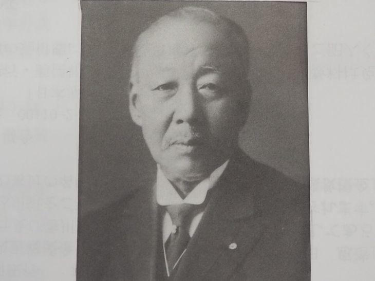 知る人ぞ知る「香川県独立の父」中野武営(顕彰会提供)