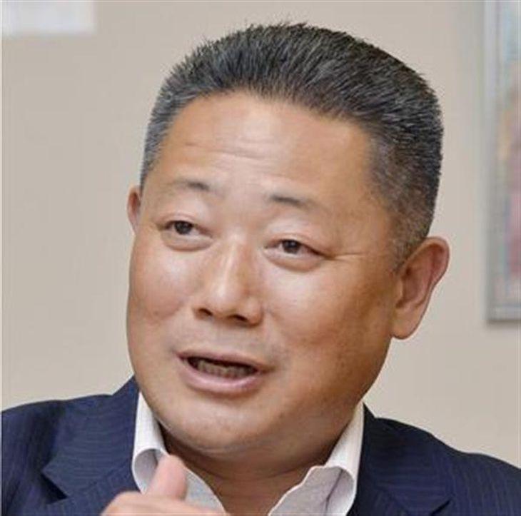 日本維新の会の馬場伸幸幹事長