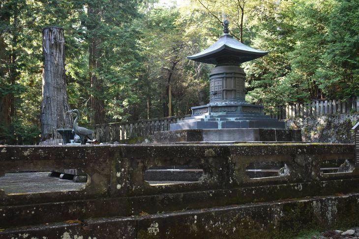 日光東照宮の宝塔。家康公の墓所とされる=栃木県日光市(鈴木正行撮影)