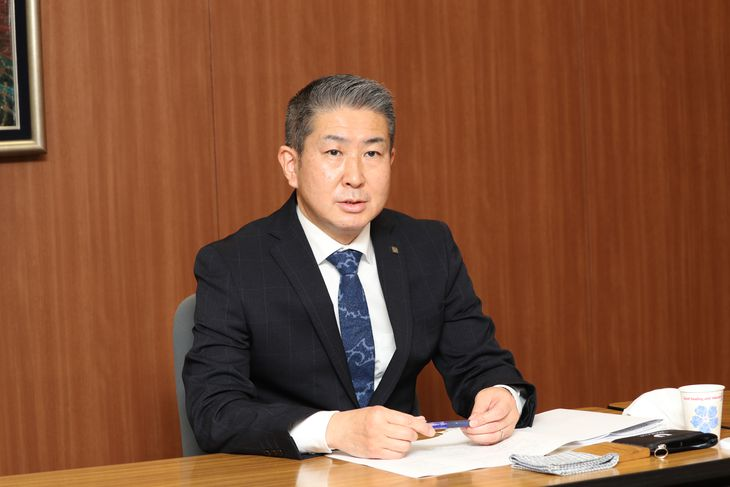 (株)京急ストア取締役 西岡啓太郎氏