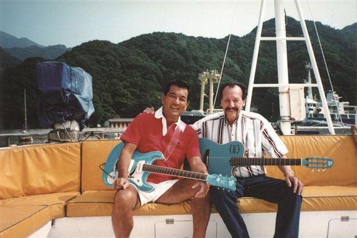 ベンチャーズのギター奏者、ノーキー・エドワーズさんが日本に残したもの