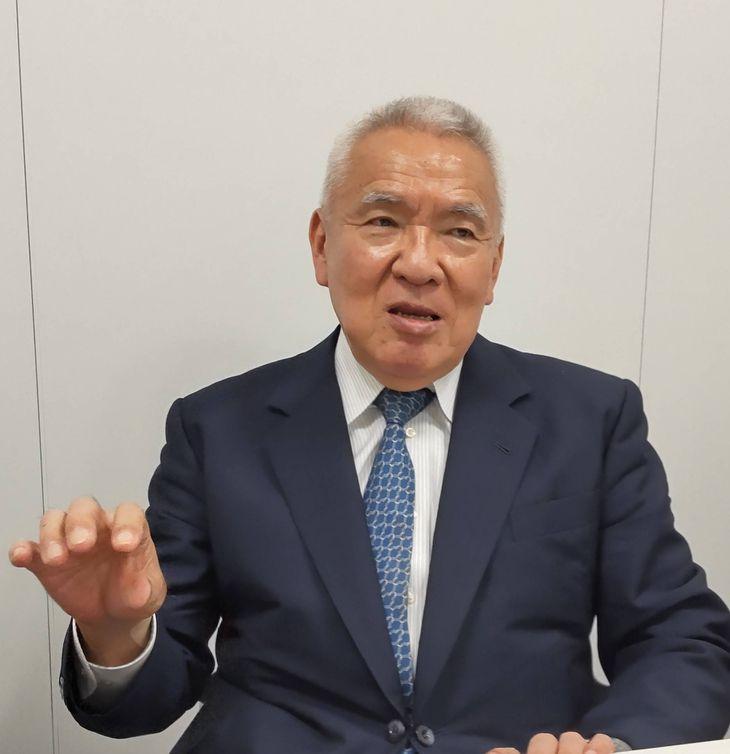 元自衛艦隊司令官の香田洋二氏
