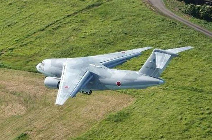 新型主力輸送機「C2」の開発完了 機動戦闘車も空輸可能で離島防衛に貢献
