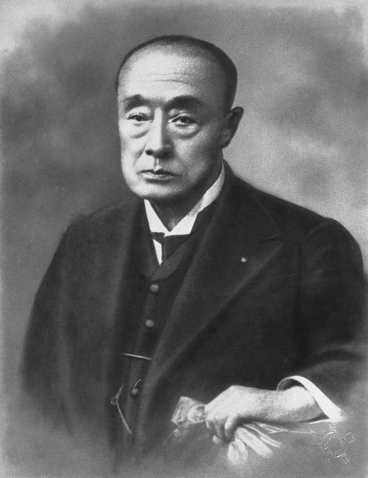 人生の年輪を感じさせる後年の最後の将軍・徳川慶喜(国立国会図書館ウェブサイト「近代日本人の肖像」から)