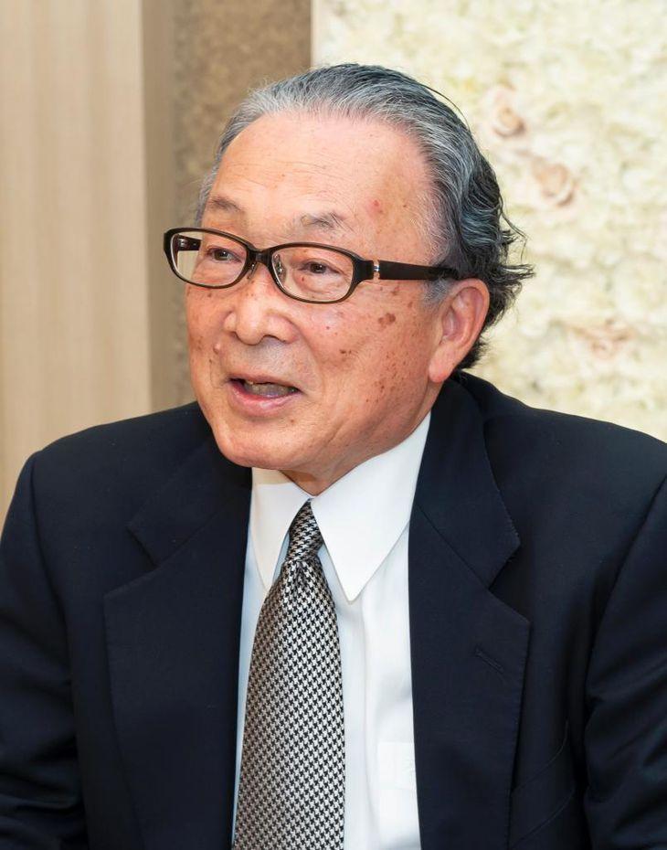 松井輝明教授