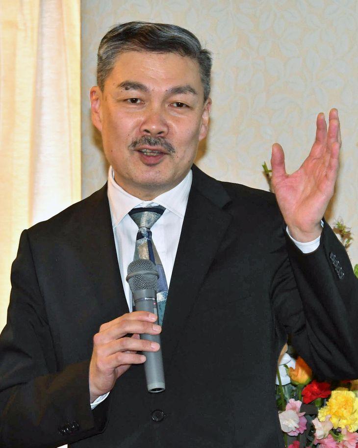 京都大大学院教授の藤井聡氏