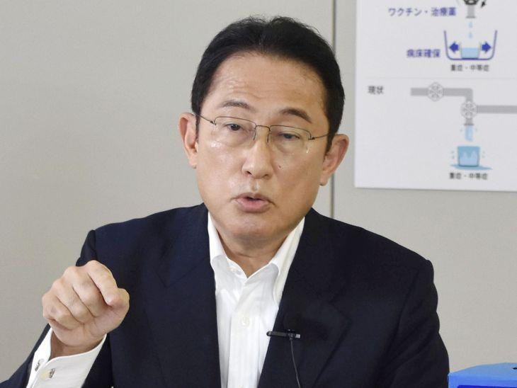 自民党の岸田前政調会長