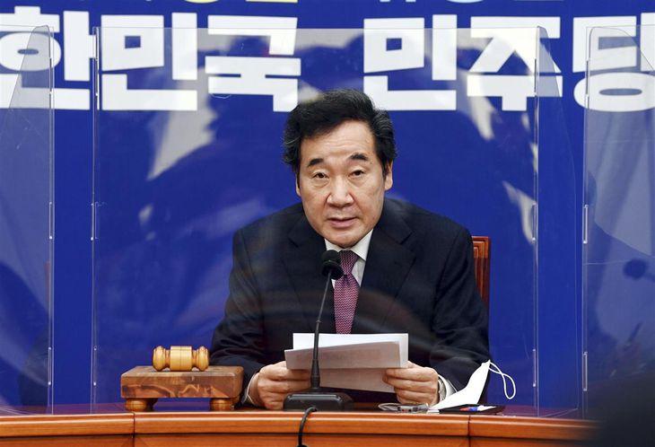 国の李洛淵(イ・ナギョン)元首相