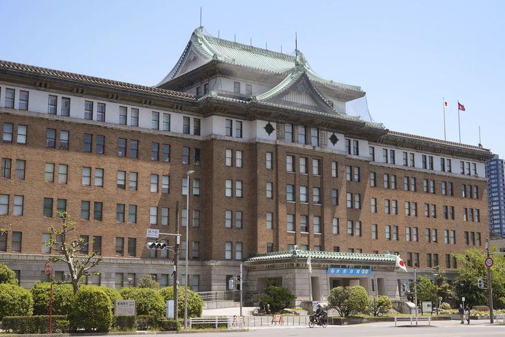 愛知県庁=名古屋市中区